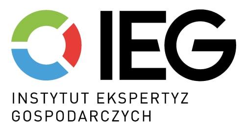 Logotyp Instytutu Ekspertyz Gospodarczych